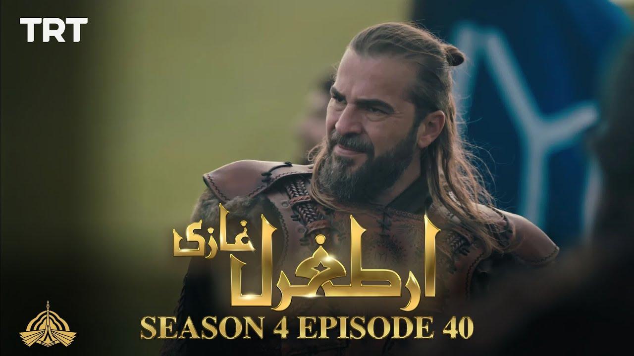 Ertugrul Ghazi Urdu   Episode 40  Season 4