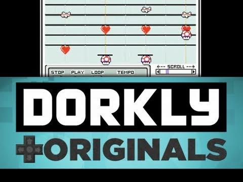 Dorkly Bits - Mario Paint Torture
