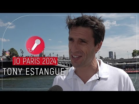 """[Interview] Tony Estanguet : """"Paris 2024 est une occasion de continuer ma passion"""""""