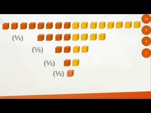 Binary Search O = Log N