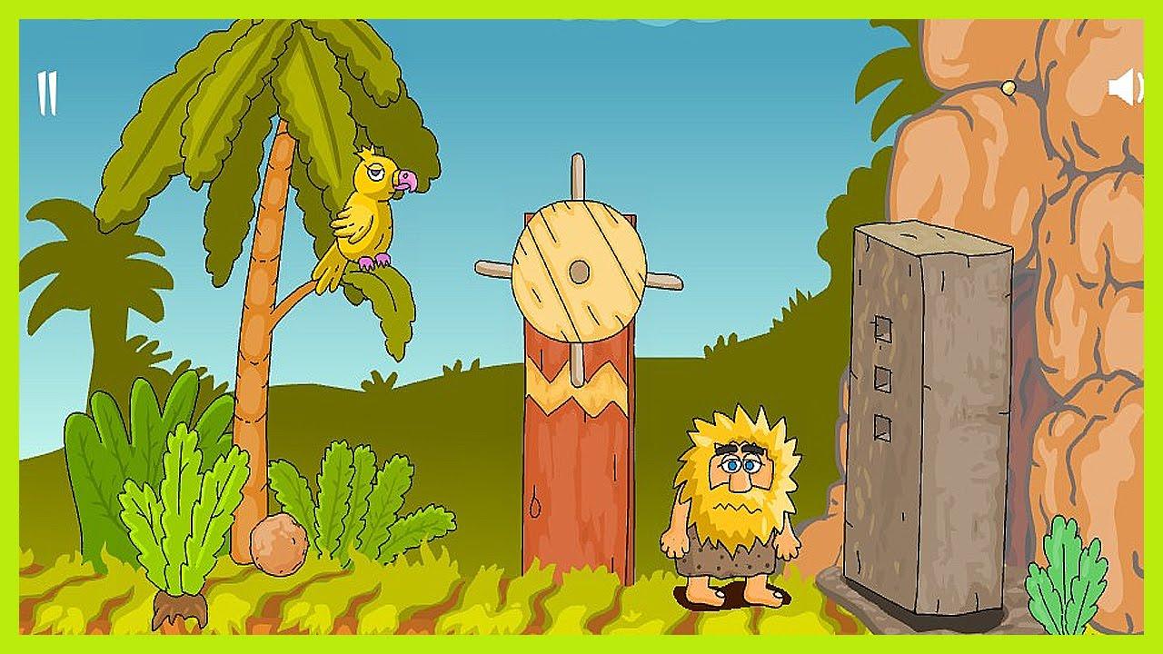 Мультик ИГРА для детей Адам и Ева. Мультфильмы Игры для детей