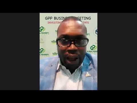 X1 DEVELOPMENT COMMERCIAL DIRECTOR SPEAKING AT GPP BUSINESS MEETING