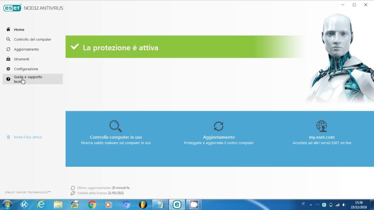 eset nod32 antivirus serial key 2019