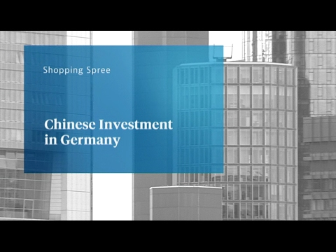 Markets on air - SPECIAL Chinese Investment in Germany (English 02/2017)