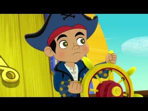 Мультфильм про пиратов капитана крюка