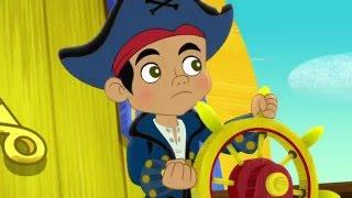Джейк и пираты Нетландии - Сражение за море (Часть 2) - Серия 35 Сезон 3