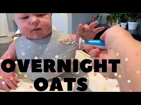 Featured Recipe Overnight Oatmeal