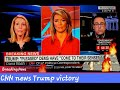 CNN news admits Donald Trump gets victory  on government shutdown