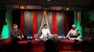 Santoor- Flute/Bansuri -Tabla (Pakhawaj) Trio, Raag Bageshri (Part One)