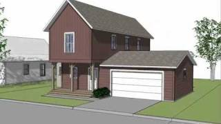 Aster -2-story Home  By Chief® Custom Homes 402.694.5250