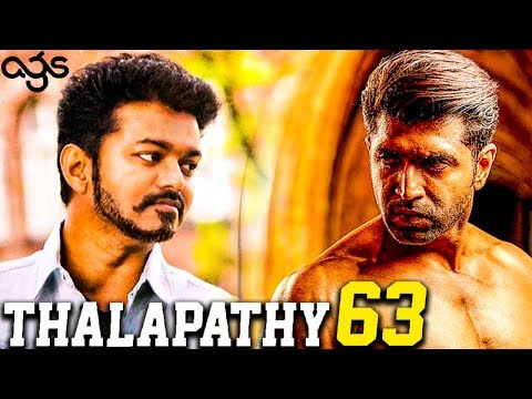 HOT : Arun Vijay to Play Vijay's Villain ? | Thalapathy 63, Atlee Movie | Hot Cinema News