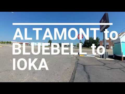 Altamont to Bluebell to Ioka in the Uintah Basin