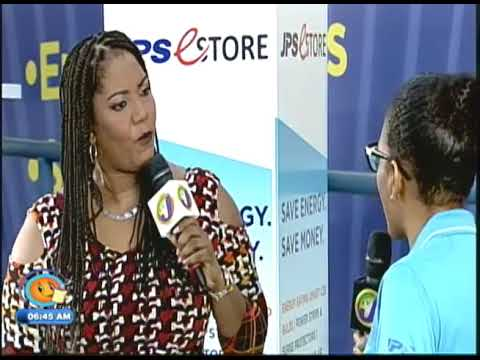 JPS Energy Solutions - TVJ Smile Jamaica - January 29 2018