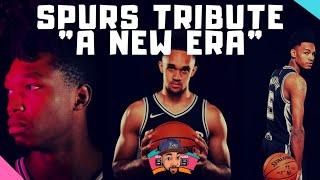 San Antonio Spurs Tribute A New Era ᴴᴰ