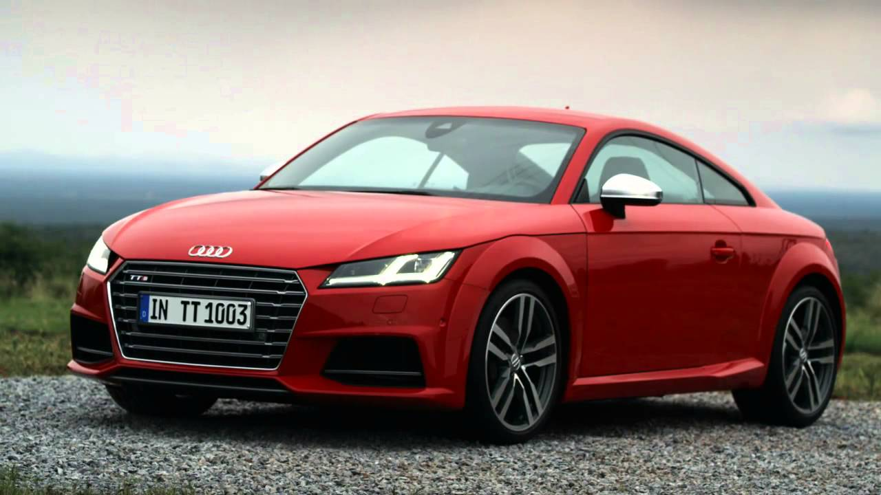 2016 Audi Tts Coupe Youtube