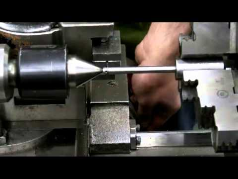 Spring Winding on a Lathe