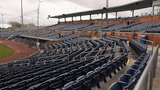 Coronavirus hits sports as MLB and other sports organizations suspend seasons