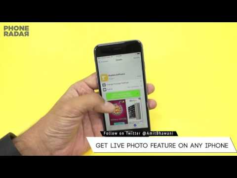 How To Get Apple LIVE Photo Feature on any iPhone 6, 6 Plus, 5s, 5c, 5, 4S