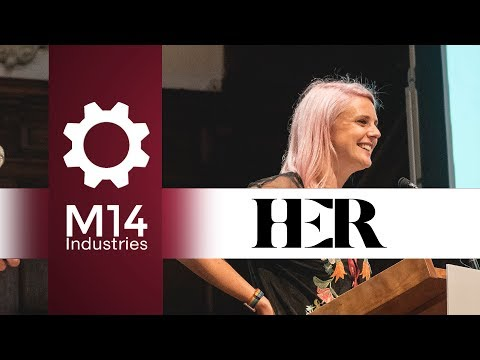 Can dating and social work together in the same product? -Robyn Exton, HER @M14 Dating Conference