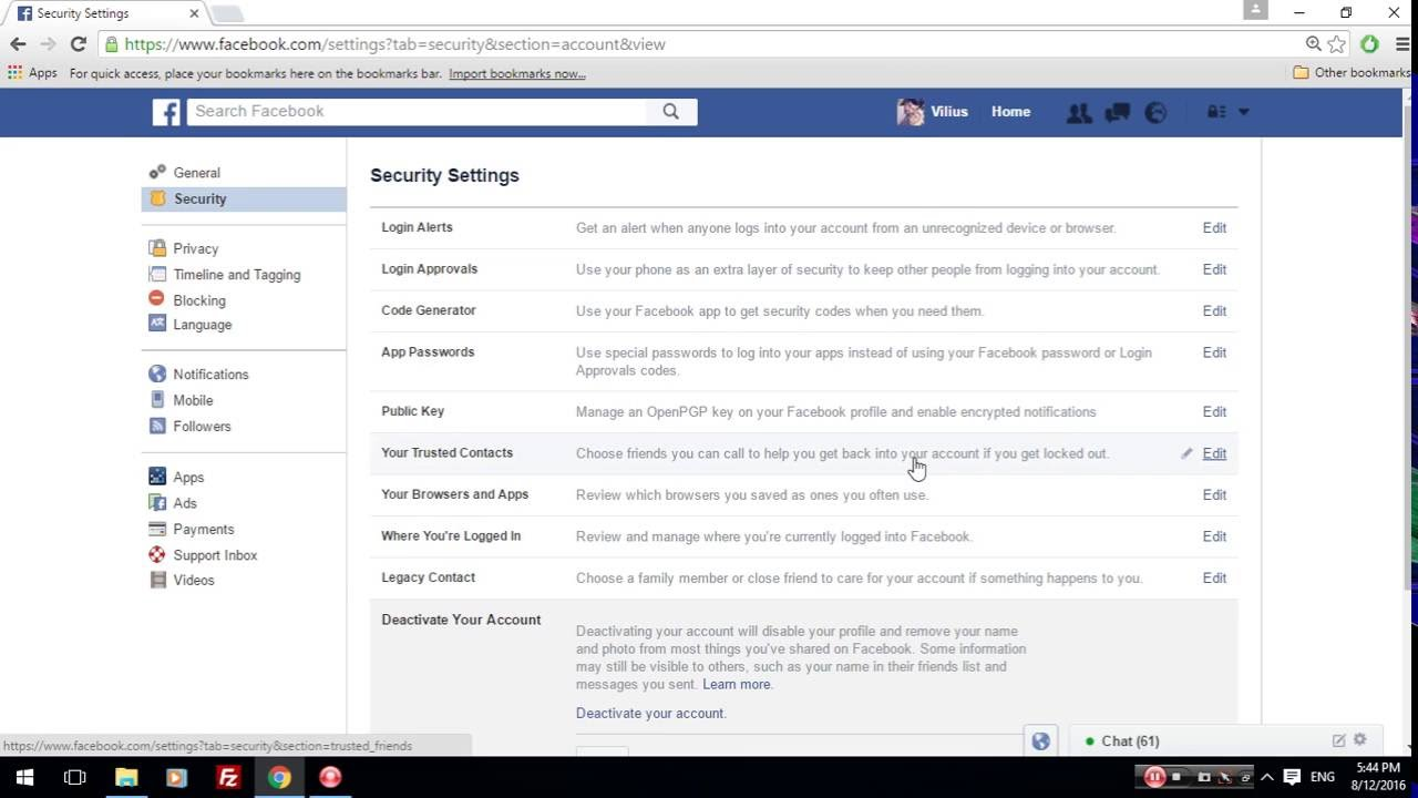 Easy 20 second video permanently delete your facebook account youtube easy 20 second video permanently delete your facebook account ccuart Choice Image