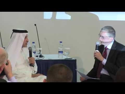 Interview with Akbar Al Baker, CEO Qatar Airways -- Arabian Travel Market (April 2012)
