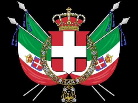 Inno nazionale Regno d' Italia