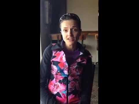 Running Chics - Amy Robbins Interview