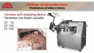 CATO Meat cutters, CATO Cutters para carne