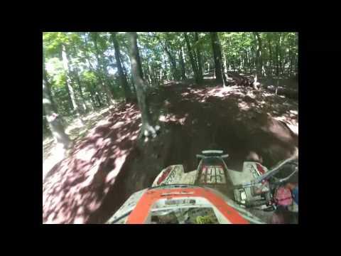 Adam McGill Local WEXCR Series Race 250R Rio Grand Ohio