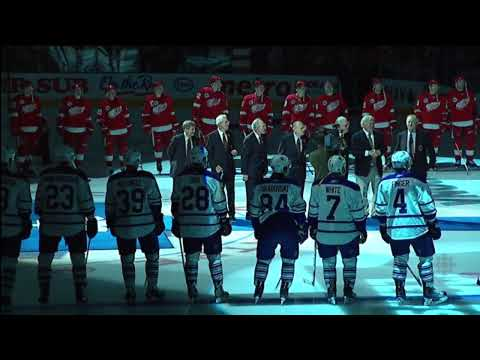 HNIC - 2009 Hockey Hall of Fame Inductees Pre-Game Ceremony - Part 1 of 2 (HD)