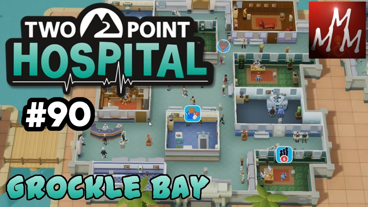Two Point Hospital Tipps