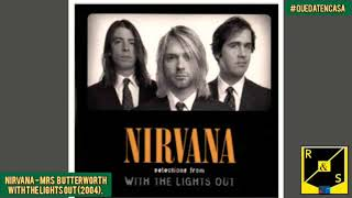 Nirvana - Mrs. Butterworth - With The Lights Out - (2004) 😀🎵🎸.