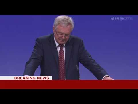 Brexit Negotiations Round 2 closing press conference