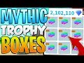 MYTHICAL TROPHY BOXES UPDATE IN ROBLOX EGG FARM SIMULATOR!