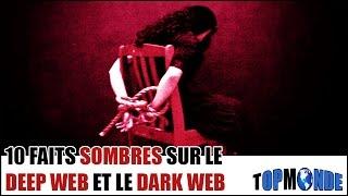 10 Faits SOMBRES Sur Le DEEP WEB Et Le DARK WEB