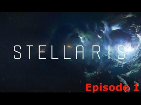 Stellaris Episode 1: Empire Creation
