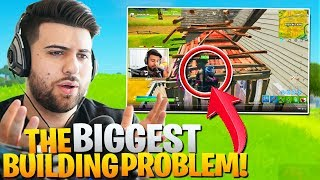 The BIGGEST Problem With Building in Chapter 2! (Fortnite Battle Royale)