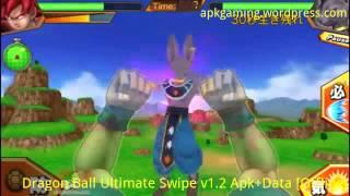 Dragon Ball Ultimate Swipe v1.2 Apk+Data [Offline]
