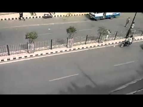 Jat boys vs haryana police during jat reservation