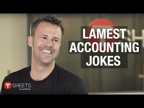 Lamest Accounting Jokes of All Time – TSheets