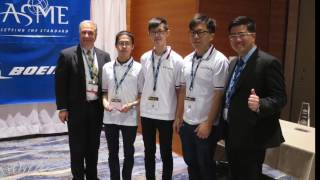 ASME SDC 2016 - The Hong Kong Polytechnic University