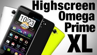 highscreen Omega Prime XL - Яркий Здоровяк. Обзор AndroidInsider.ru