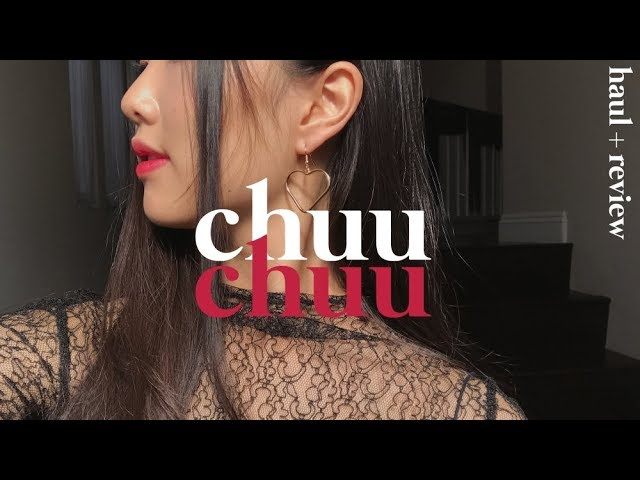 Chuu Try On Haul Review And Mixxmix Rant Youtube
