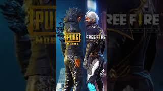 Pubg-FreeFire