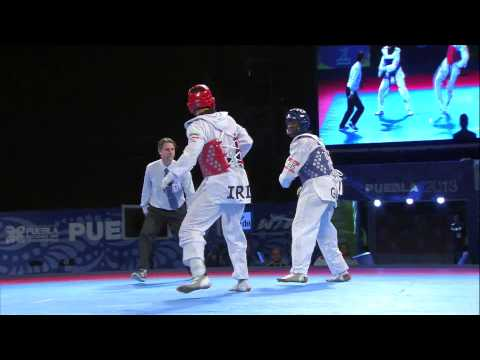 2013 WTF World Taekwondo Championships Final | Male +87kg