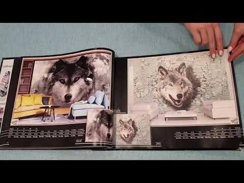 Видео-каталог фотообоев For Wall Bestsellers. (т.+38 066 293 82 82)