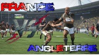 France Vs Angleterre | Jonah Lomu Rugby Challenge 2 (2013/2014)