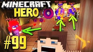 Tim, Stegi, Dner VS Gomme :D - Minecraft HERO #99