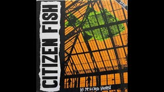 Citizen Fish – Free Souls In A Trapped Environment LP (1990) [VINYL RIP] *HQ AUDIO* *RE-ENGINEERED*