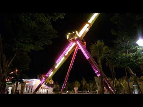 Singapore Sling AsiaPark (Vòng quay cảm giác mạnh công viên Châu Á - Đà Nẵng)